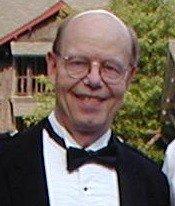photo of Society President Malcolm MacDougall